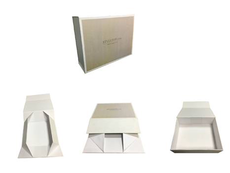 Customized Foldable packaging box