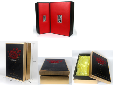 Luxury Wine Box for Hotel