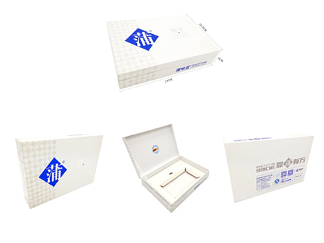 Tooth Cleaning Product Packaging Box