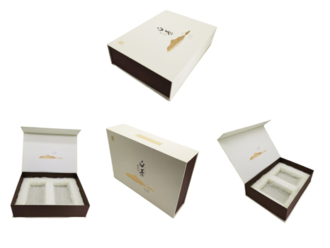 Fancy Gift Tea set packaging box
