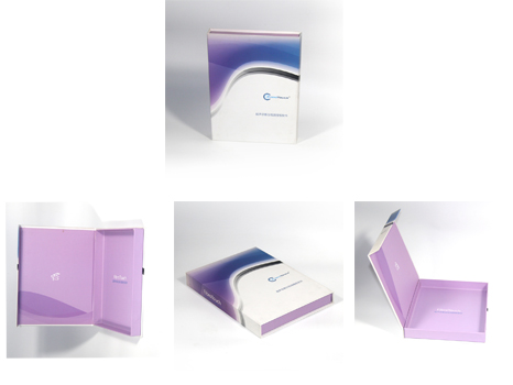 Fancy instrument product packaging Box