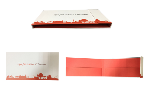Custom Printed Invitation card